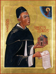 St Albert the Great